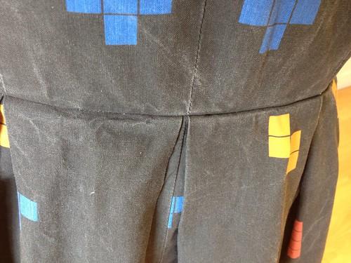 Tetris dress fading #2