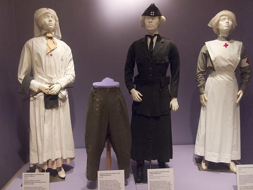 DAR Museum Women's Uniforms