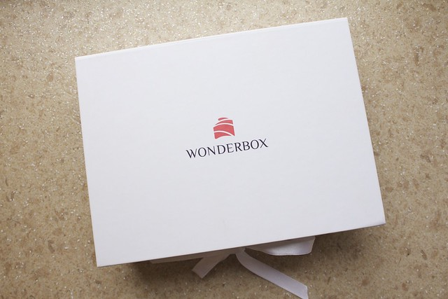 Wonderbox сентрябрь-открябрь 2013