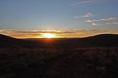 sunset Mt Ive 2