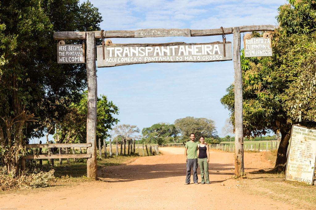 Entering the Transpantaheira