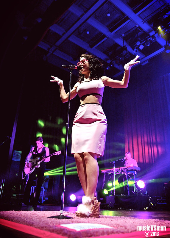 Marina and the Diamonds @ The Pageant