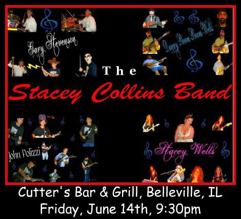 Stacey Collins Band 6-14-13