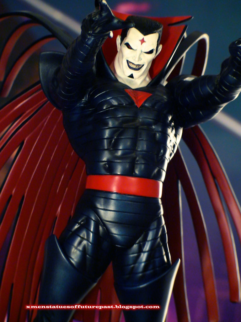 X Men Statues Of Future Past Mr Sinister Statue By Bowen Designs