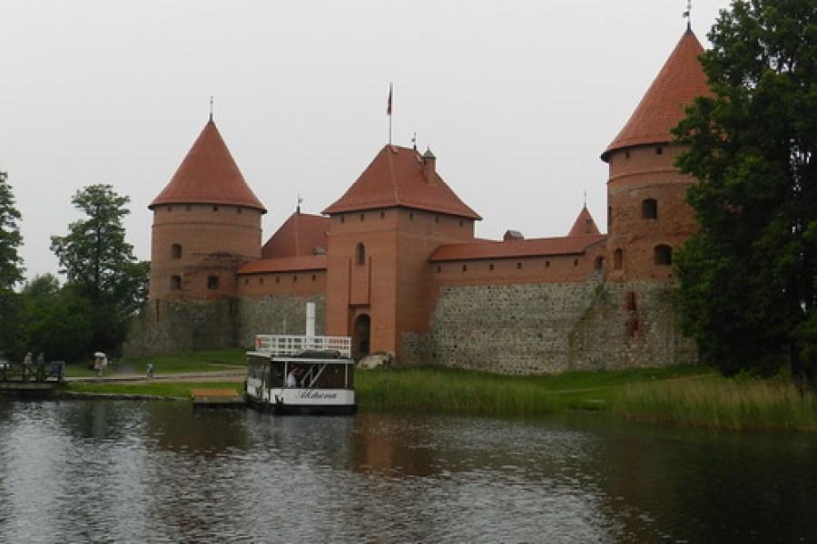 Trakai castillo Patrimonio Humanidad UNESCO Lituania 05
