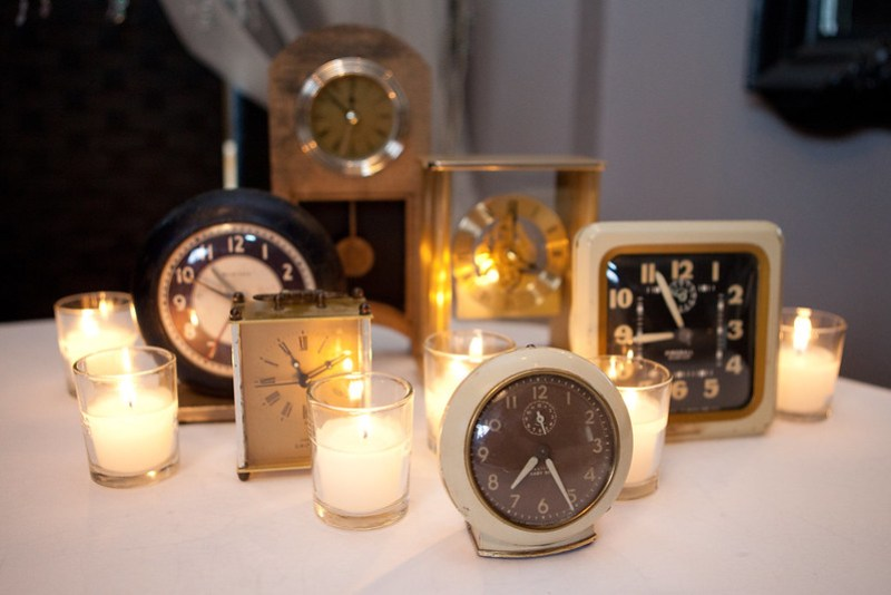 Clocks and Candles