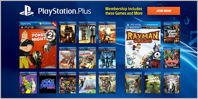 PlayStation Plus Update 10-15-2013