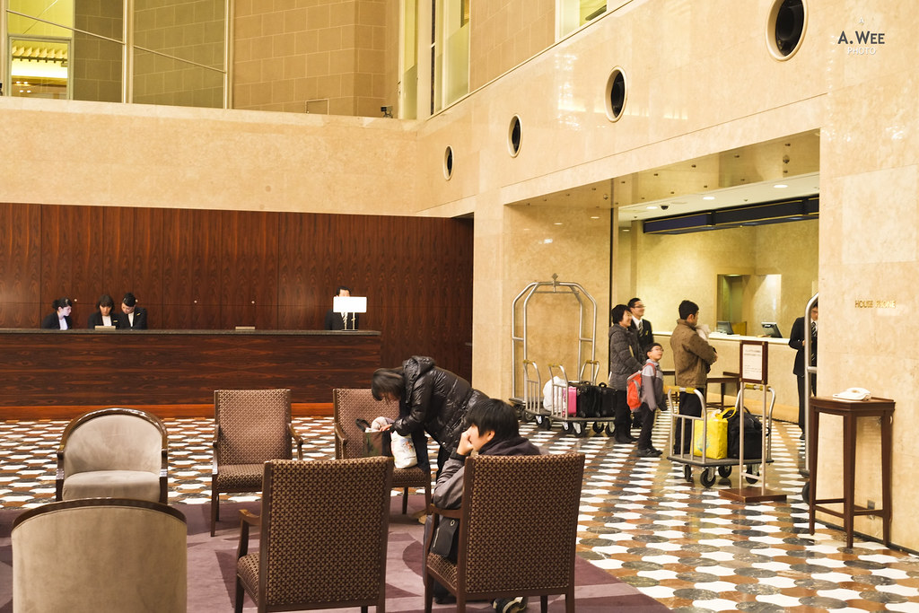 Check-in and Concierge Desk