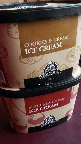 Ice Cream Bread 1