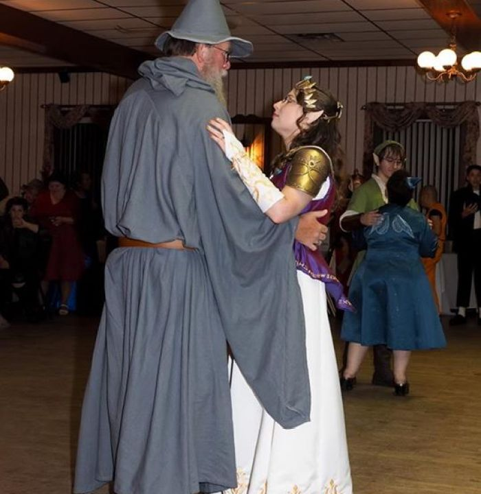 Father-in-Law/Daughter-in-Law Dance