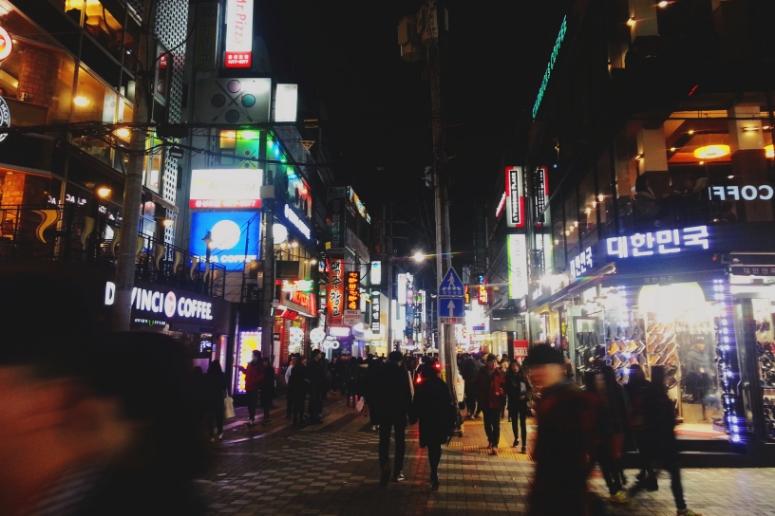 Downtown Daegu