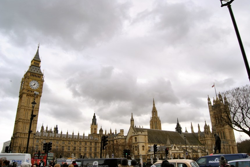 Londres.Enero 2015