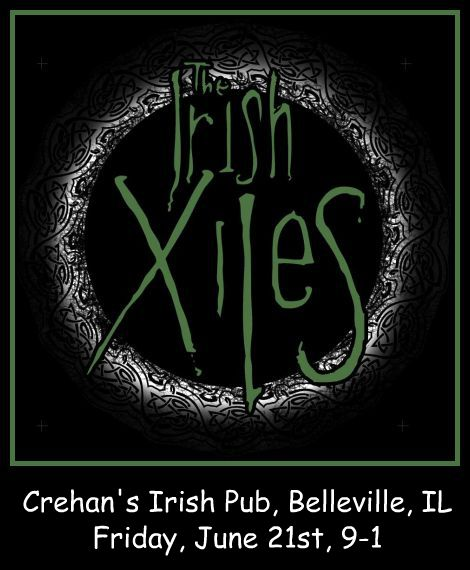 Irish Xiles 6-21-13