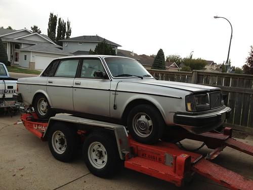 1984 Volvo 244 GLE