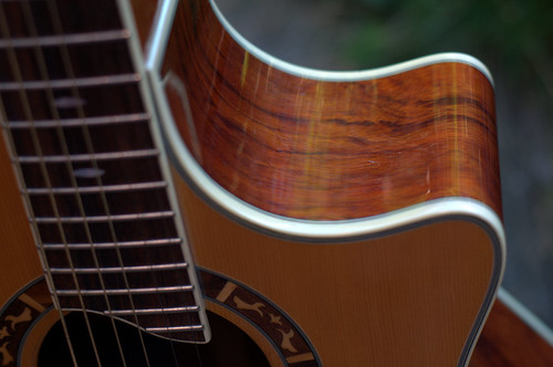 Crafter semi-acoustic