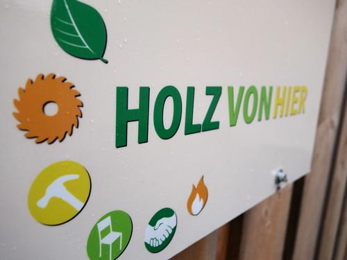 Holz von Hier Logo