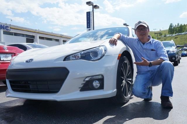 Subaru BRZ Luke