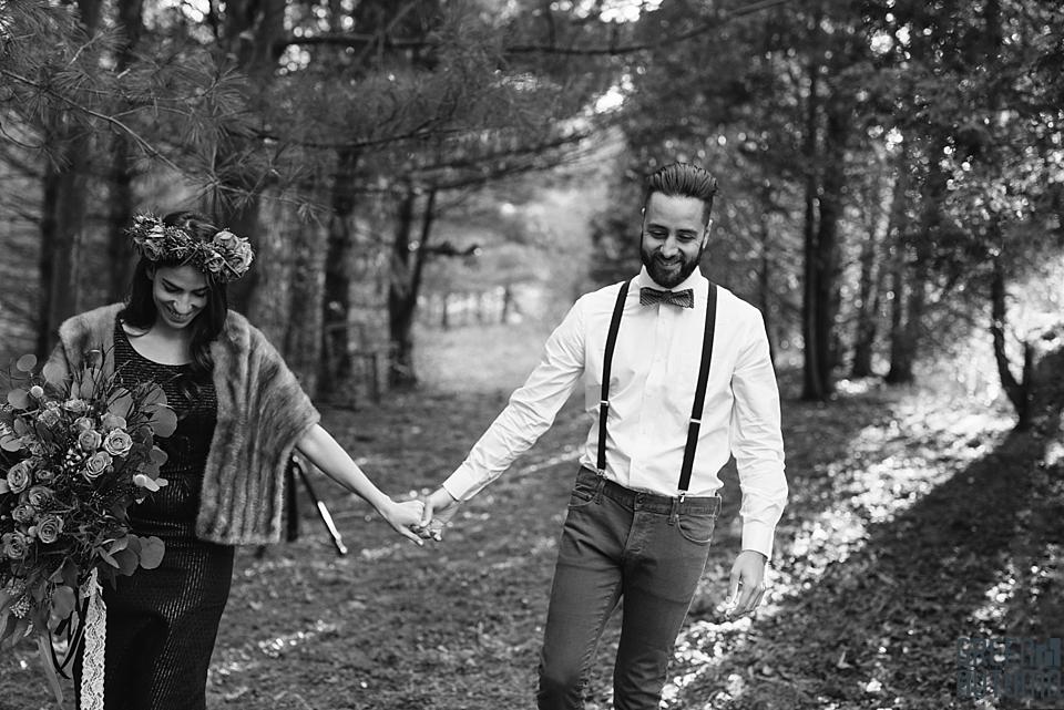 Wedding Creative Inspiration Hamilton Woodland engagement Photography 0048