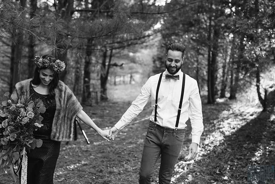 Wedding Creative Inspiration Hamilton Woodland engagement Photography 0048