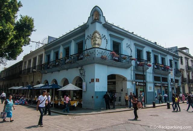 La Casa de la Abuela restaurant