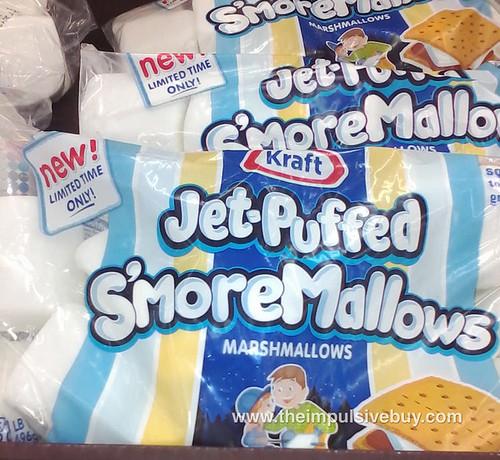 Kraft Jet-Puffed S'moreMallows