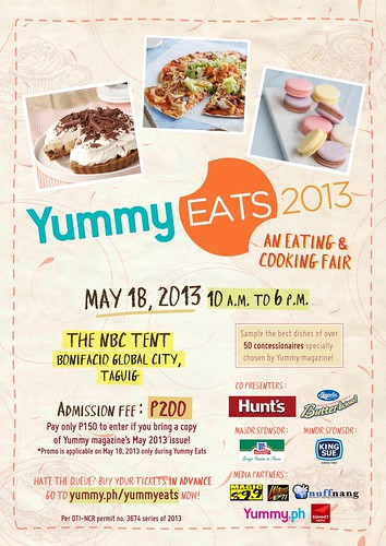 Yummy Eats - Poster
