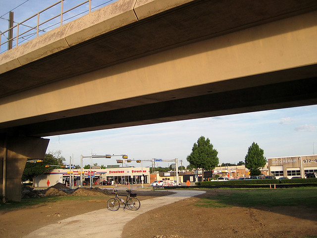 Under The Tracks By Belt Line
