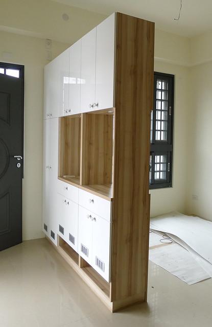 系統廚櫃-隔間櫃 @ 嘉新廚具住宅設備 :: 痞客邦