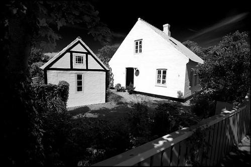House in Skagen by Davidap2009