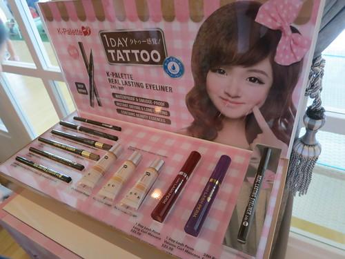 Singapore Beauty Blog, Singapore Beauty Blogger, Japanese Makeup brands, K-Palette reviews, K-Palette giveaways, K-Palette Sweet as chocolate, nadnut, Singapore Lifestyle blog, Brown eyeliners