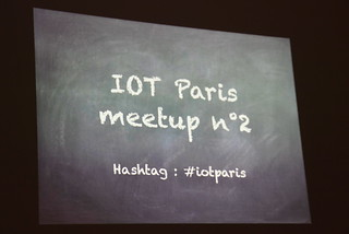 Meetup IOT Paris #2