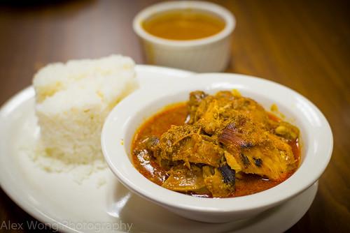 Pollo Guisado/Chicken Stew