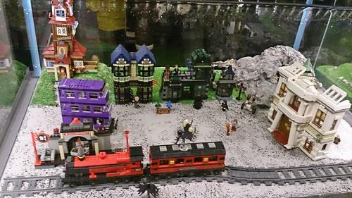 Wroclaw 2014 Wystawa klockow LEGO Klockomania 23-1