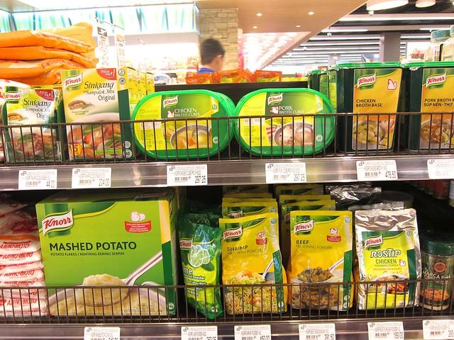 Knorr mixes
