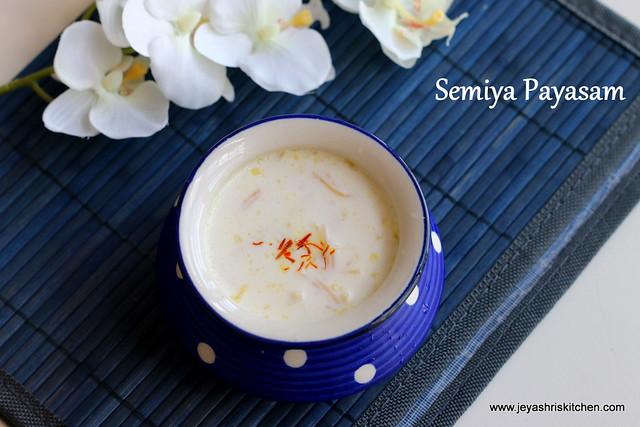 Semiya-kheer