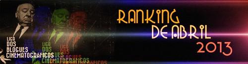 RANKING ABRIL 2013 (A)