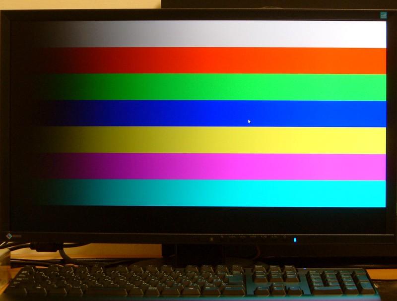 EIZO FlexScan EV2336W-FSBK 23吋 PLS面板 液晶螢幕 簡單開箱 - glen246的創作 - 巴哈姆特