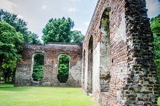 Biggins Church Ruins