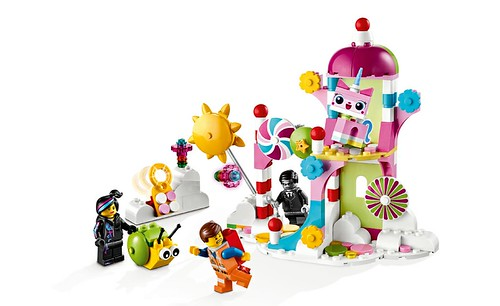 LEGO The Movie 70803 Fool's Palace