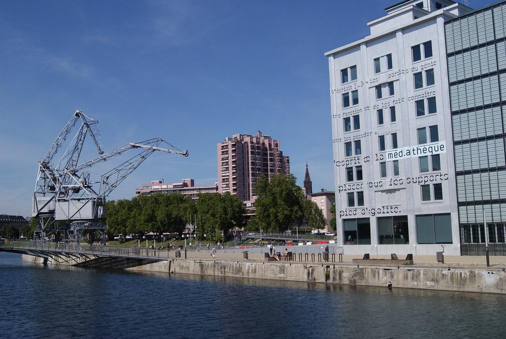 Strasbourg n est pas que la capitale de no l for Centre commercial grand tour sainte eulalie