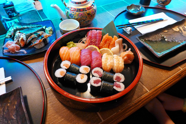 sushi overview