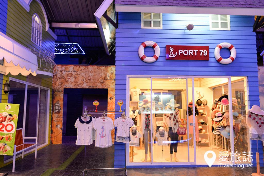 海港概念购物商场 The Harbour Chiang Mai 17