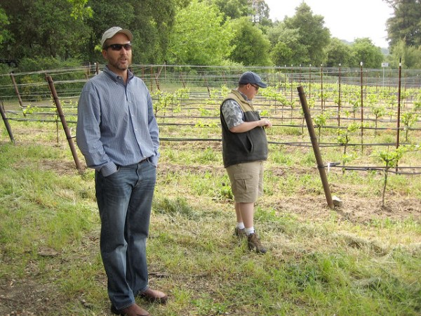 050208 Rhys Vineyards Tour and Tasting 005