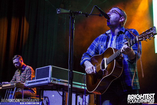 City and Colour at Virgin Mobile Freefest 2013.