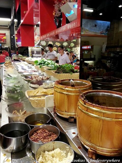 4.sauces area