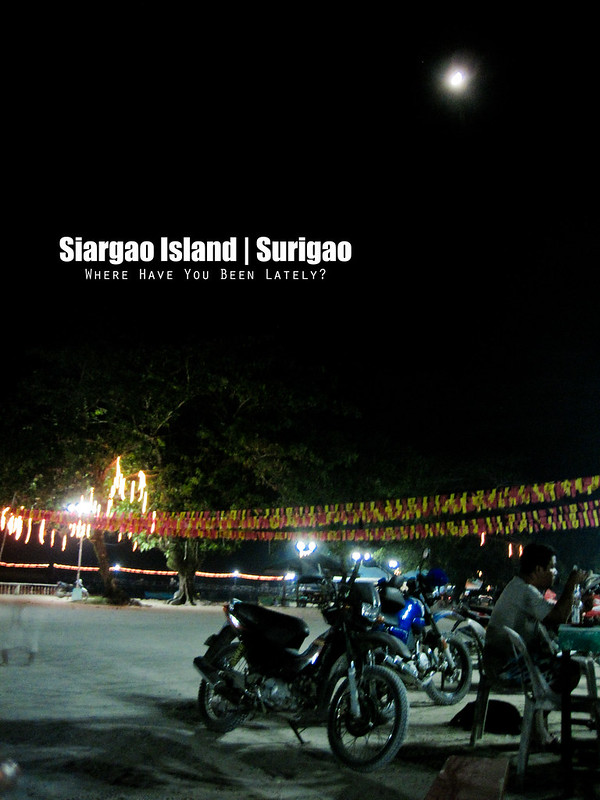 What to do in Siargao Island?