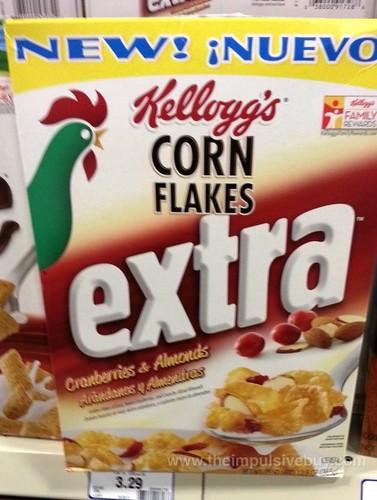 Kelloggs Corn Flakes Extra