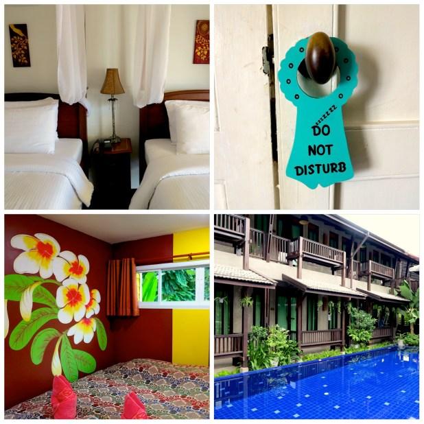 Alojamiento Tailandia