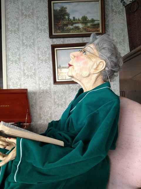 Mannequins at Alabama Home Respiratory, Greensboro AL