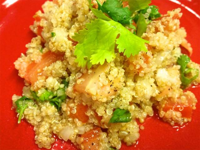 Quinoa Salad_AzucarandSpice